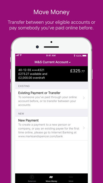 M&S Banking screenshot-3