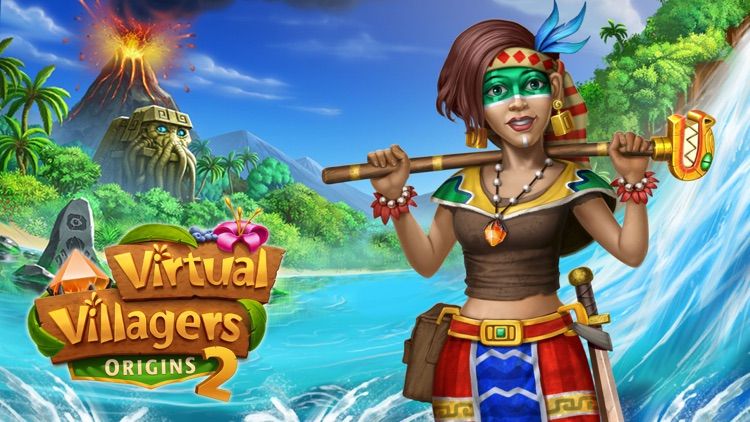Virtual Villagers Origins 2 screenshot-0
