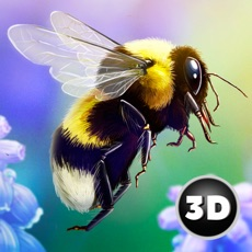 Activities of Flying Bumblebee Insect Sim 3D