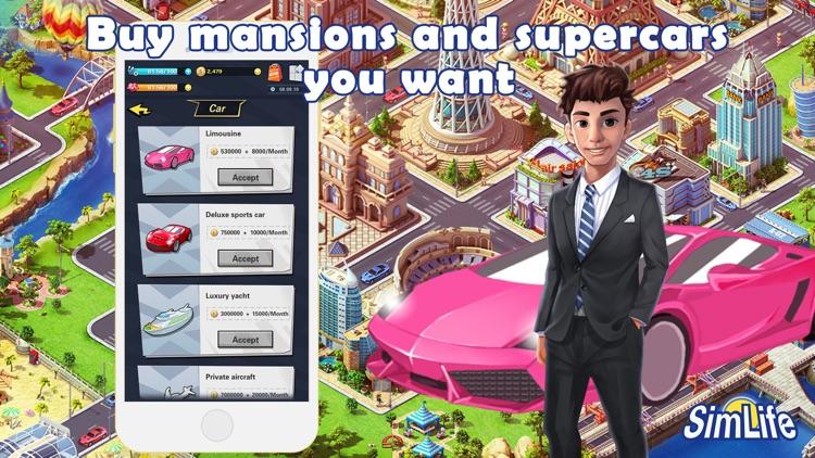 SimLife-Life Simulator Game screenshot-3