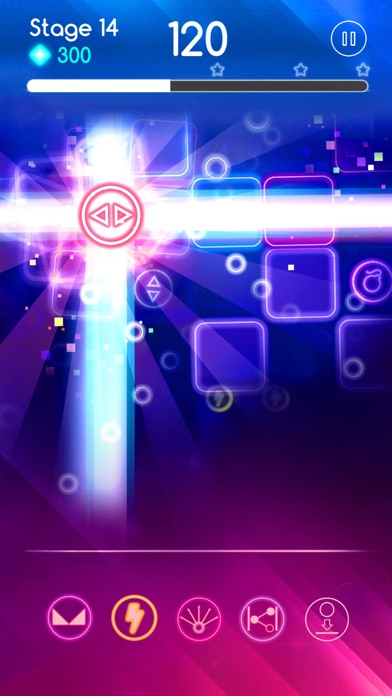 Neon Melody Pop screenshot 4