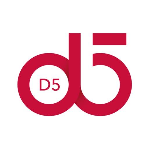 D5 Fitness App