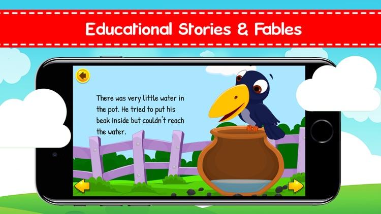 Aesop Fables: Children Stories screenshot-3