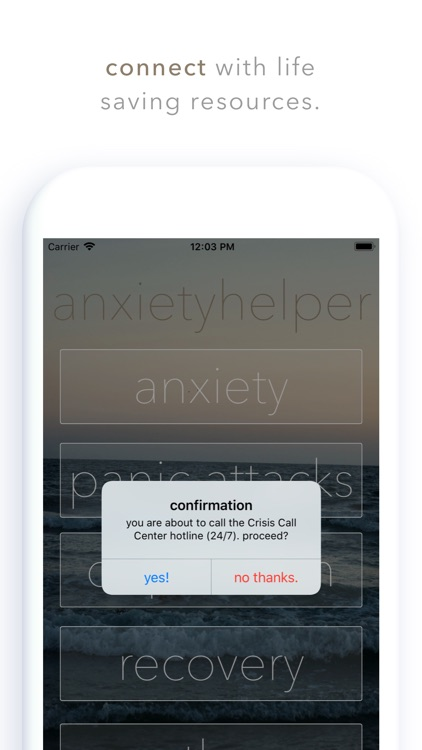 anxietyhelper screenshot-1