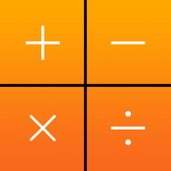 ‎Calculator HD (for iPad)