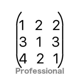 Calculum Pro - Matrixcalculator for Linear Algebra