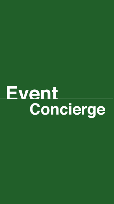 Event Concierge screenshot 1