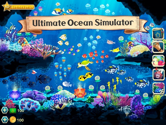 Splash: Ocean Sanctuary на iPad