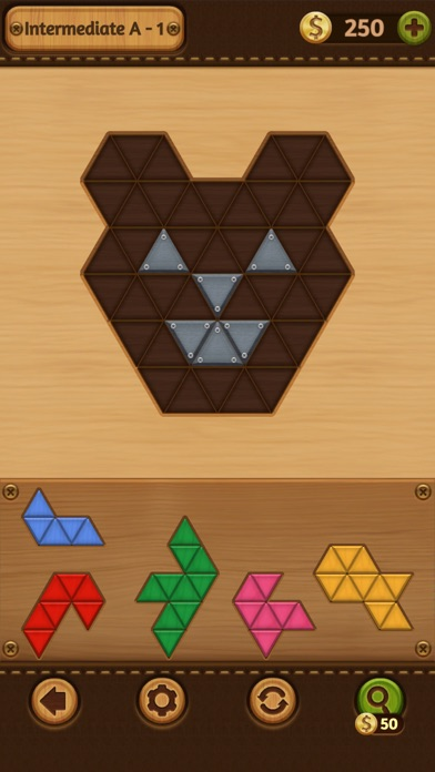 Block Puzzle: Wood Collection screenshot 2