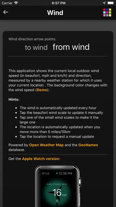 Wind Appのおすすめ画像6