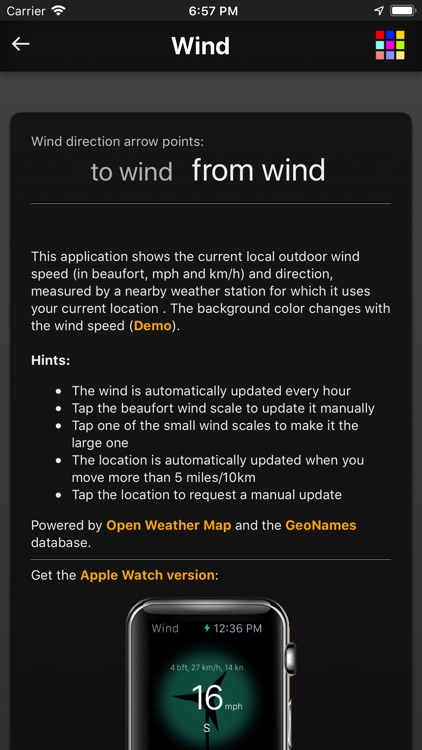 Wind App screenshot-5