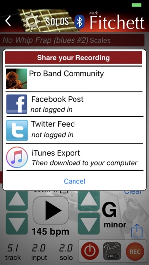 Pro Band on the App Store