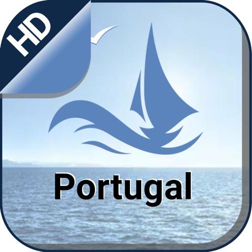 Marine Portugal Nautical chart