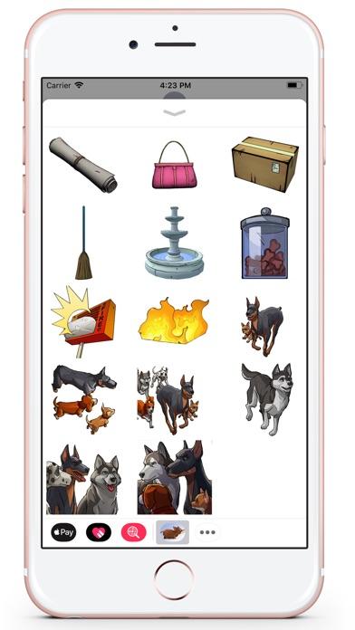 Get 'Em Stickers Screenshot 5