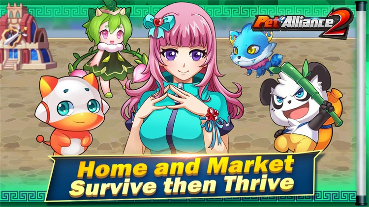 Pet Alliance 2 - Pets Battle screenshot-4