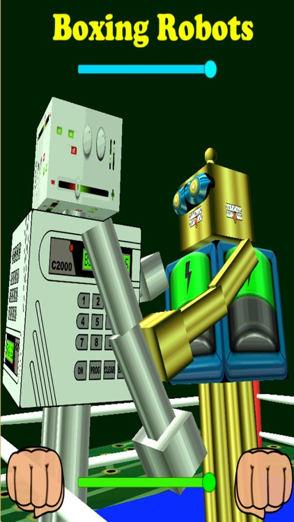 Boxing Robots screenshot-4
