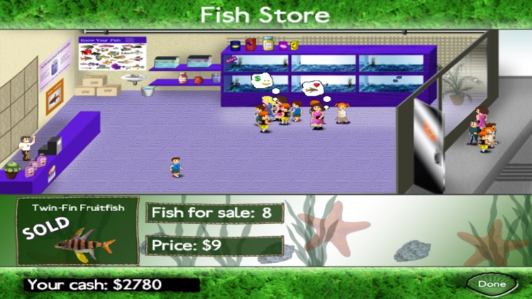 Fish Tycoon screenshot-1