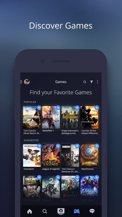 Wind: Find gamers to play with screenshot-3