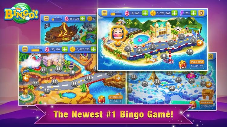 Bingo Cute screenshot-3