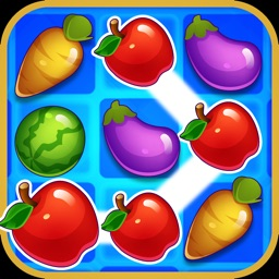 Fruit Splash Slice Game