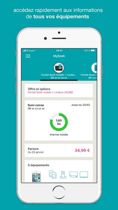 download MySosh France apps 2