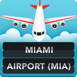 Miami Airport: Flight Info