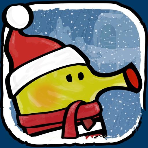 Doodle Jump Christmas PLUS iOS App