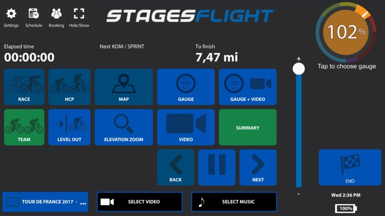 Stages Flight Control screenshot-3