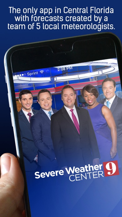 Wftv Channel 9 Weather App Reviews - User Reviews of Wftv Channel 9