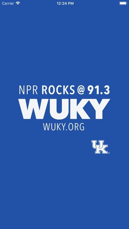 WUKY Public Radio App