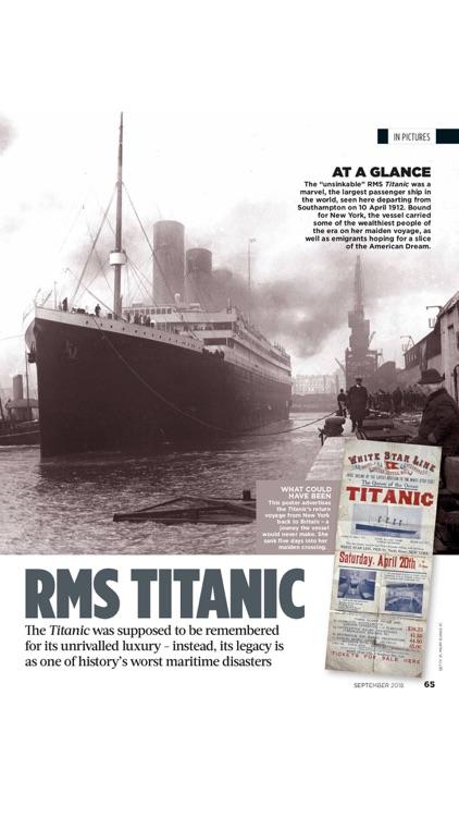 History Revealed magazine screenshot-4