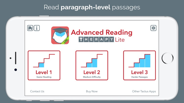 Advanced Language Therapy Lite screenshot-5