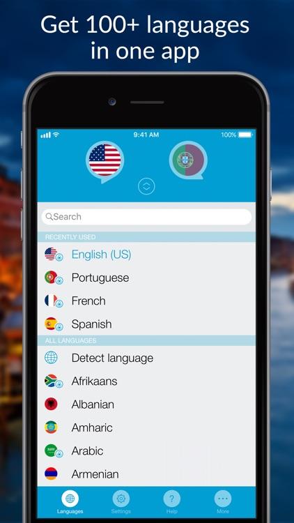 Speak & Translate - Translator screenshot-4