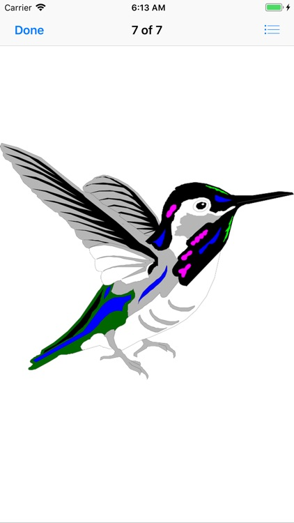 My Hummingbird Stickers screenshot-9