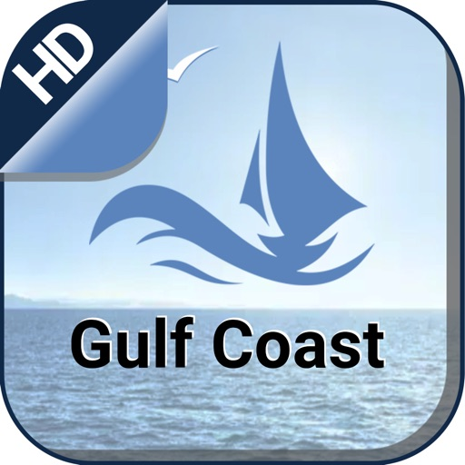 Gulf Coast GPS Nautical Charts