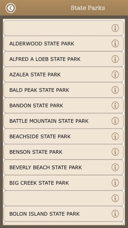 Great Oregon - Camps & Trails screenshot-4