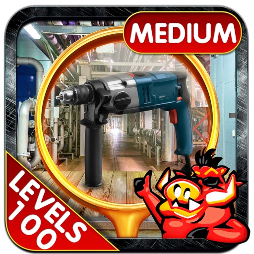 The Factory - Hidden Objects