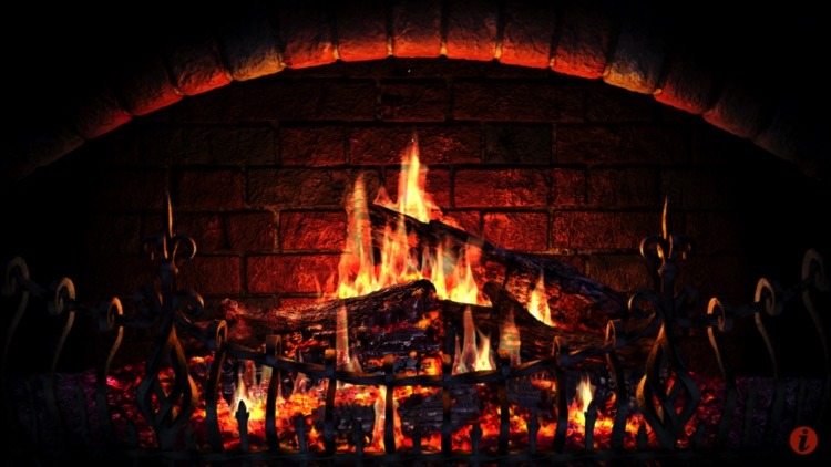 Fireplace 3D screenshot-2