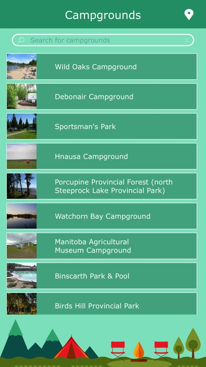 Manitoba Campgrounds Guide