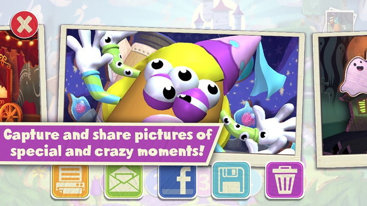 Mrs Potato Head: Create & Play screenshot-4