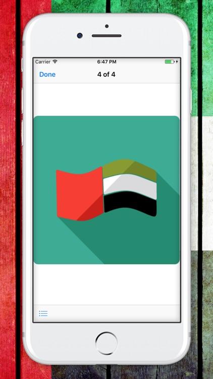UAE Emojis: Welcome to United Arab Emirates!