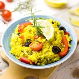 Rice Recipes Book