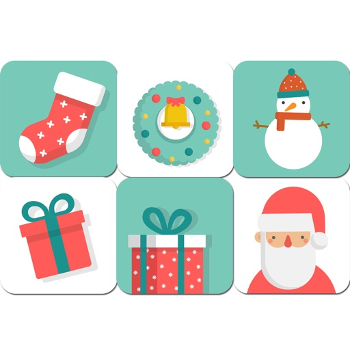 Xmas Fun Stickers
