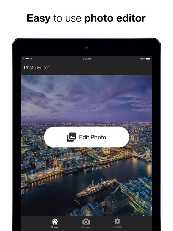 Picy: Easy Photo Editor Studio screenshot 4