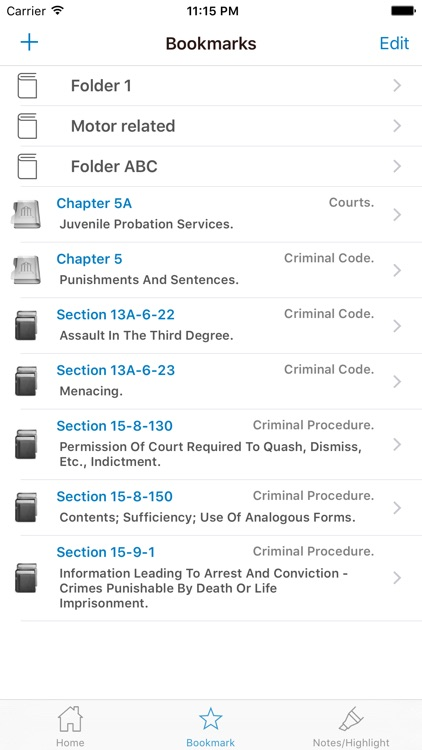 Ohio Revised Code, OH Laws ORC screenshot-3
