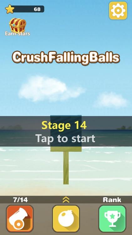 Crush Falling Balls screenshot-0