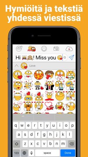 Emojidom smiley & hymiöt emoji App Storessa