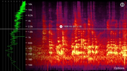 Spectrogram Pro (with Super Smooth 60hz Update) review screenshots