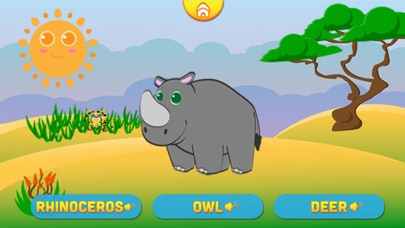 Funny Animals: Kids ABC Game screenshot three