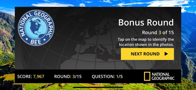 Geobee challenge on the app store gumiabroncs Choice Image
